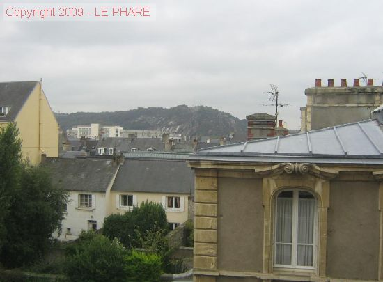 vente appartement CHERBOURG 4 pieces, 66m