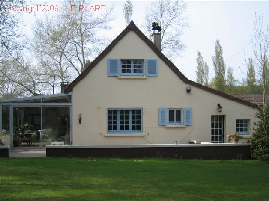 vente maison LE THEIL 5 pieces, 80m