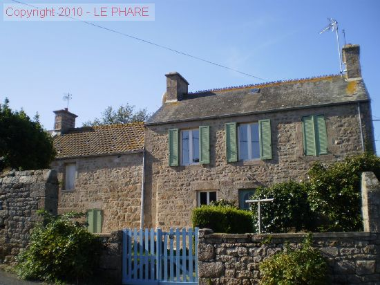 vente maison FERMANVILLE 5 pieces, 110m