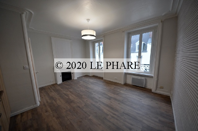 location appartement CHERBOURG 2 pieces, 33m