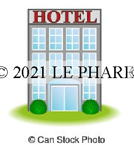 vente hotel CHERBOURG-EN-COTENTIN 9 pieces, 200m